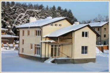 Дом 256 кв.м на 11.5 сотках земли